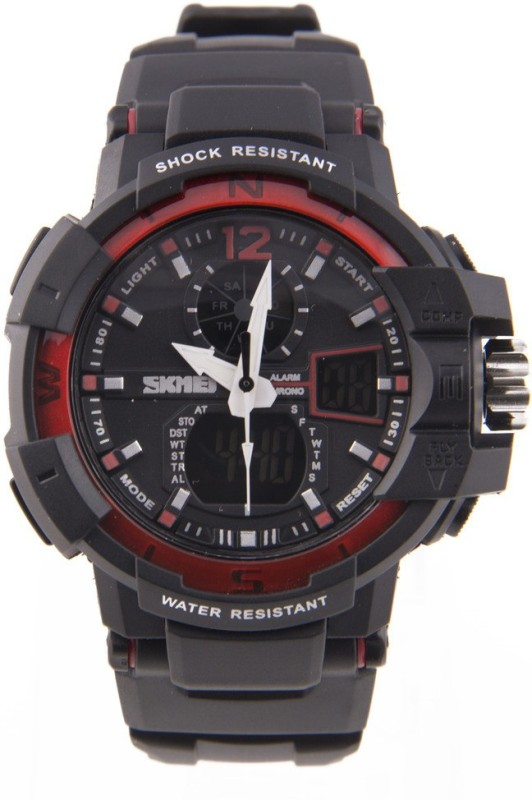 Skmei AR1040 Analog Digital Watch For Men WATEZXZGVH6BYGFN