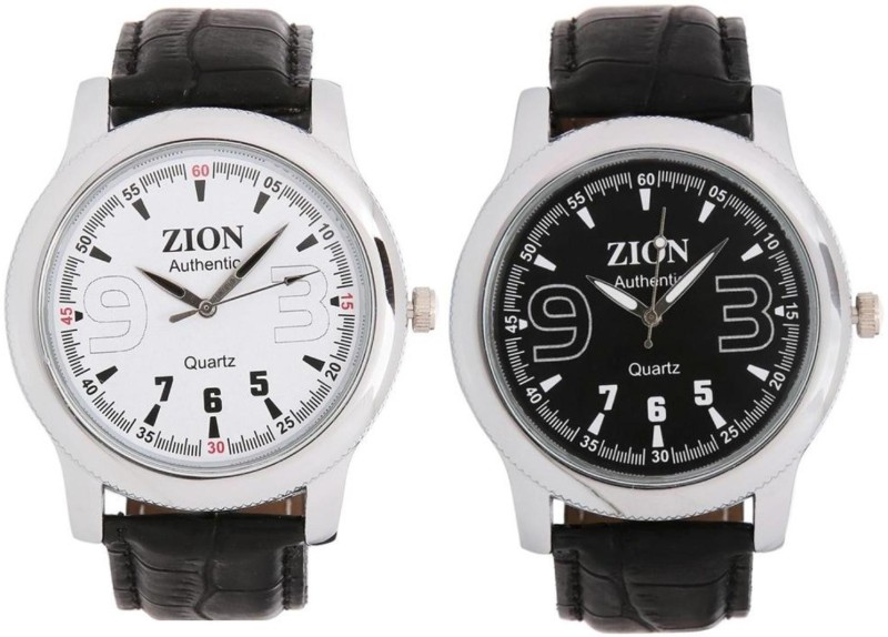 Zion 1072 Analog Watch For Men