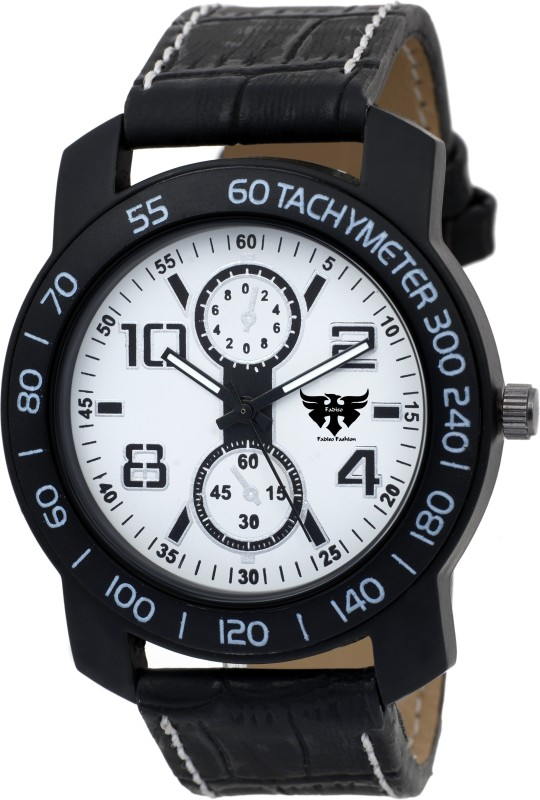 Fadiso Fashion FF 3099 WHT Fastrax Sporty Analog Watch For Men