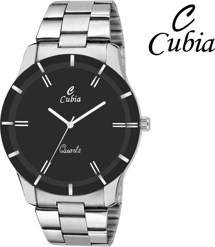 CUBIA CB1012 special collection silver Analog Watch For Men