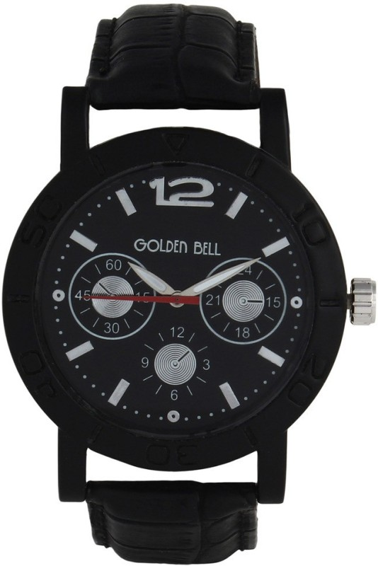 Golden Bell GB1070SL01 Casual Analog Watch For Men