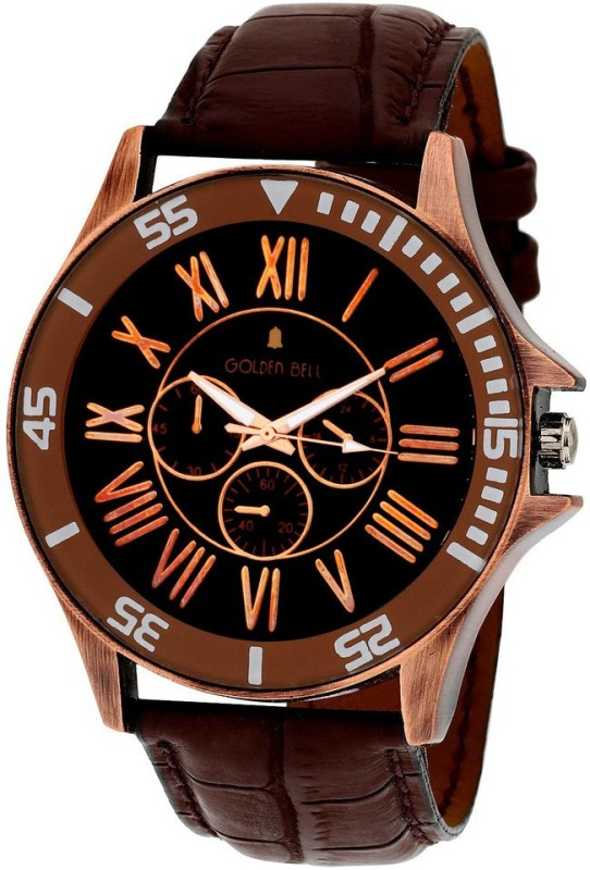 Golden Bell GB1291SL01 Casual Analog Watch For Men