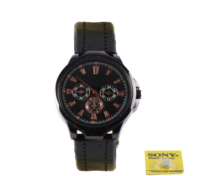 Fizix EDMW0001 Analog Watch For Men