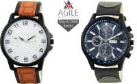 Agile AGC011 Analog Watch For Men