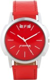 Fighter New Latest Casual Red Leather FG...