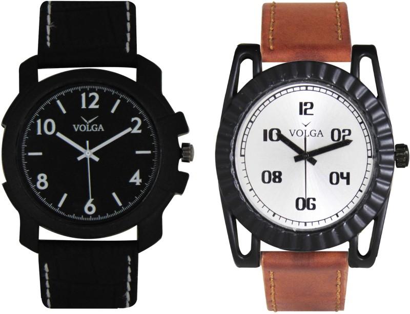 VOLGA Branded Leather Quality Designer Dial Diwali WATEN6XKPHCYBGTQ