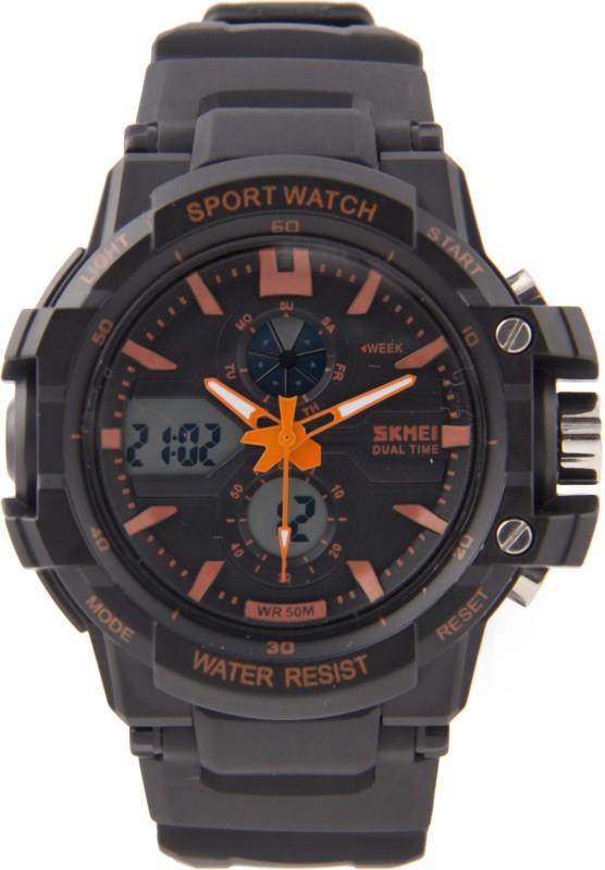 Skmei 990 Analog Digital Watch For Men WATEQ3T9NGACQGX6