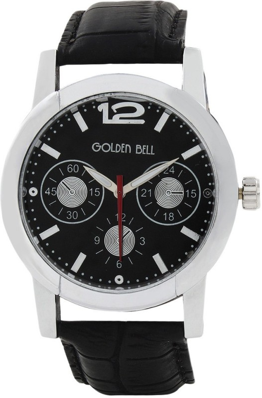 Golden Bell GB0034 Casual Analog Watch For Men