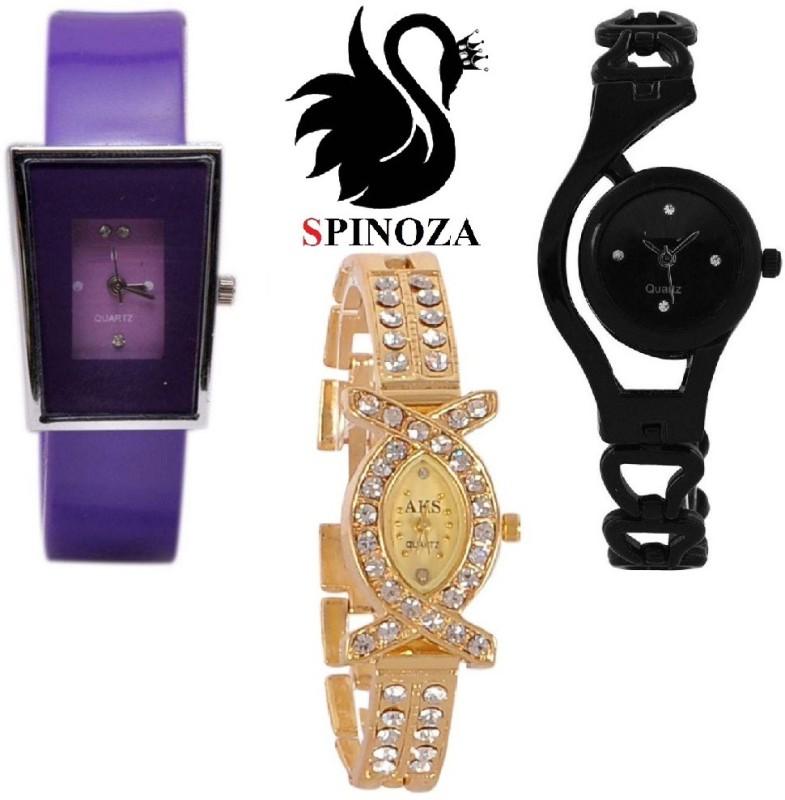 SPINOZA S05P028 Analog Watch For Women