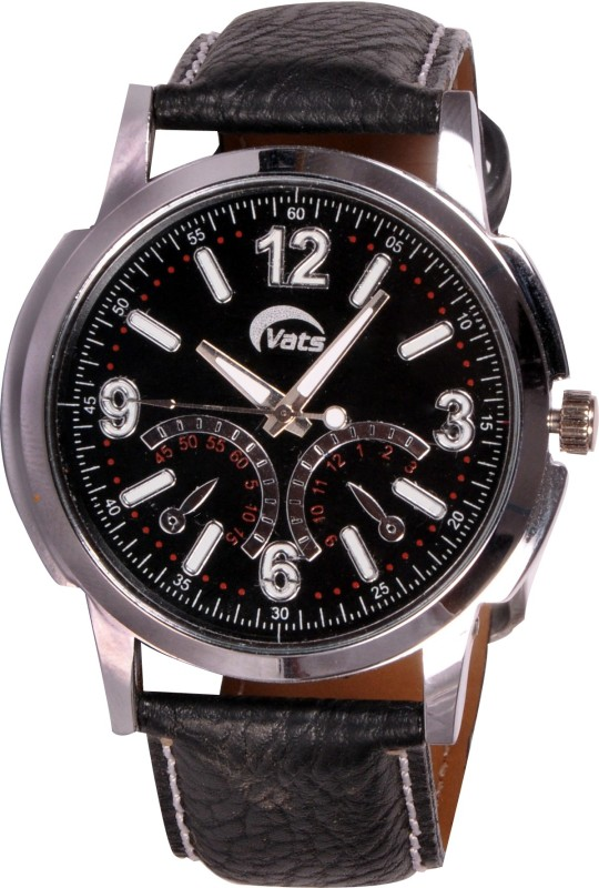 Vats VT1006KL01 Casual Analog Watch For Men