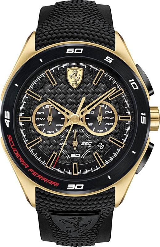 Scuderia Ferrari 0830346 Analog Watch For Men