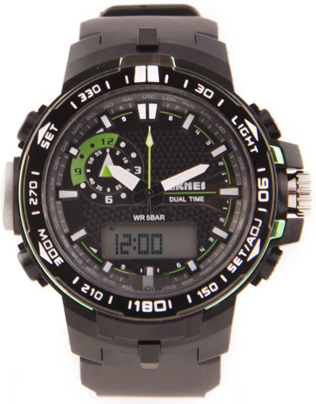 Skmei 1081 Analog Digital Watch For Men WATES63YUHVHJH8Z