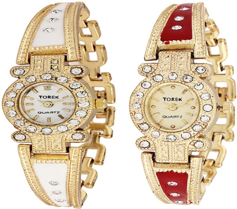 TOREK 1649 Analog Watch For Women