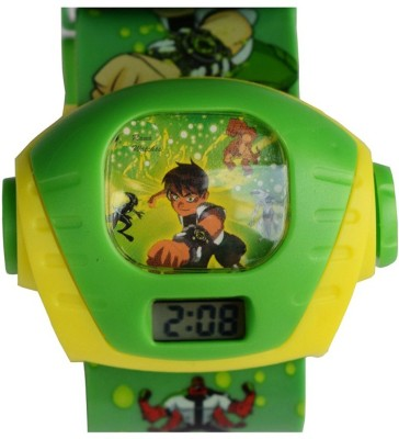 Rana watches BN10DGGREPRJ Digital Watch  - For Boys