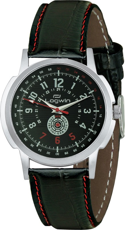 LOGWIN LG WACH9392BL New Style Analog Watch For Men
