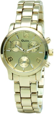 OULM HT3256GO Analog Watch - For Women