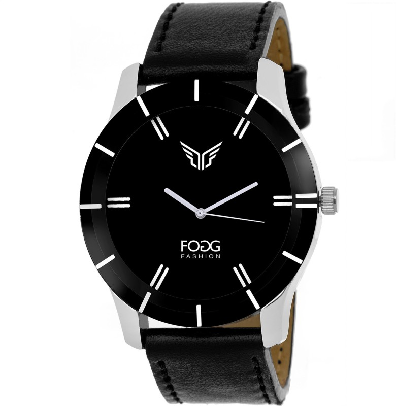 FOGG 1004 BK Modish Analog Watch For Men