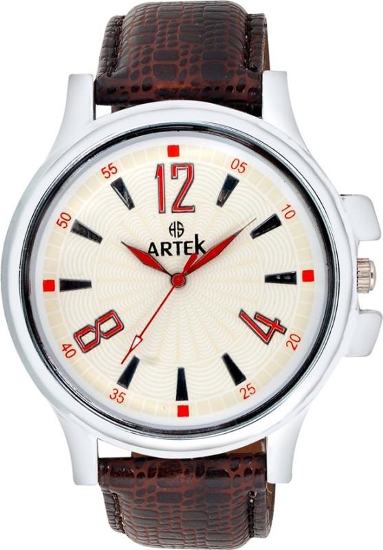 Artek ARTK 1024 0 BROWN Analog Watch For Men