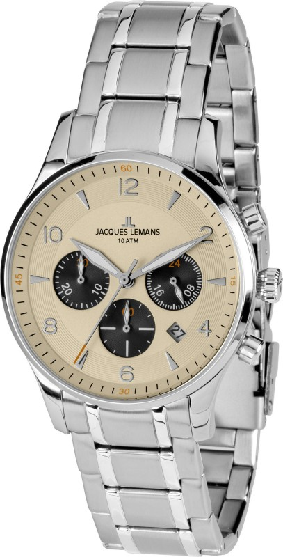 Jacques Lemans 1 1654M Classic Analog Watch For Men