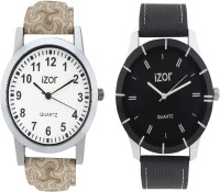 iZor watcom 01 02 Analog Watch For Men