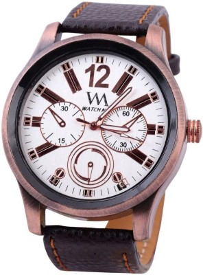 Watch Me WMAL-0069-Wx Watches Analog Watch  - For Men