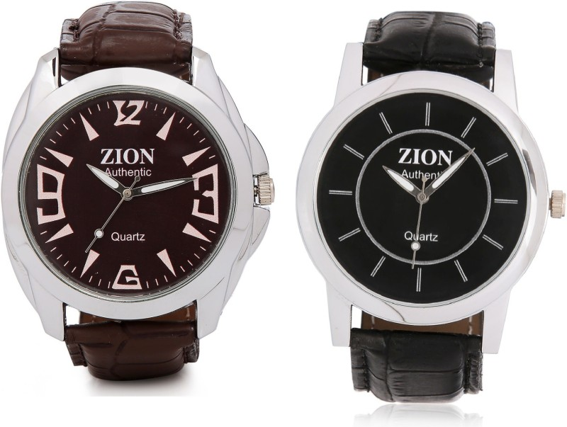 Zion 1002 Analog Watch For Men