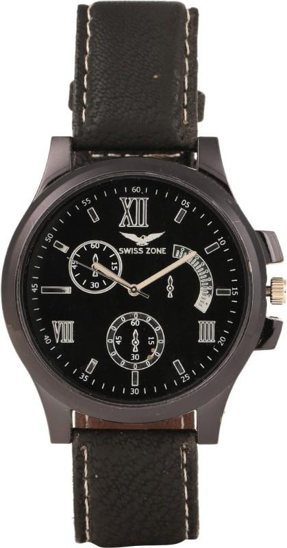 Swiss Zone SZ1106KL01 Casual Analog Watch For Men