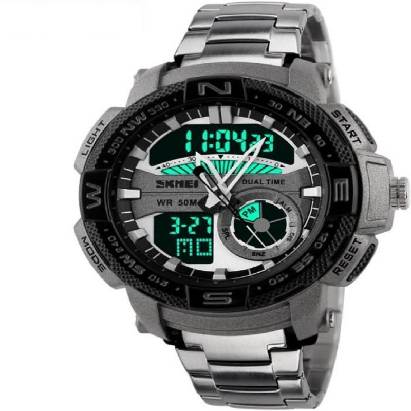 Skmei 1121 Analog Digital Watch For Men WATEQMPKZZZKMHNH