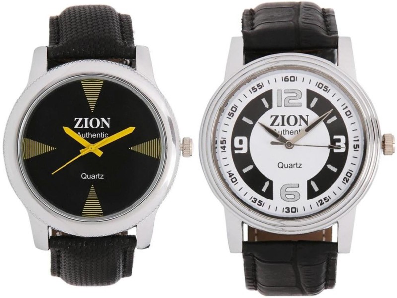 Zion 1063 Analog Watch For Men