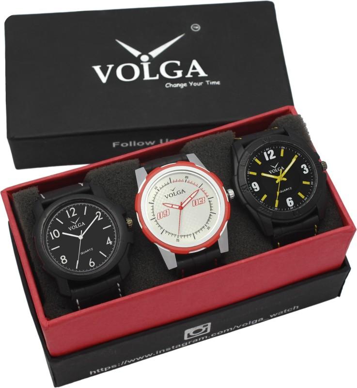 VOLGA VLW05 14 17 42 Mens Leather Belt Combo With Designer Stylis