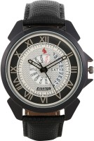 Fighter New Latest Casual Day Date Roman FGTR010 Wrist Analog W