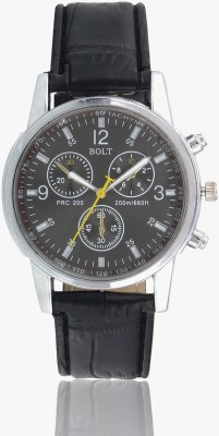 Bolt Smart Casual Mens Party Fashionable 023 Analog Watch  - For Men