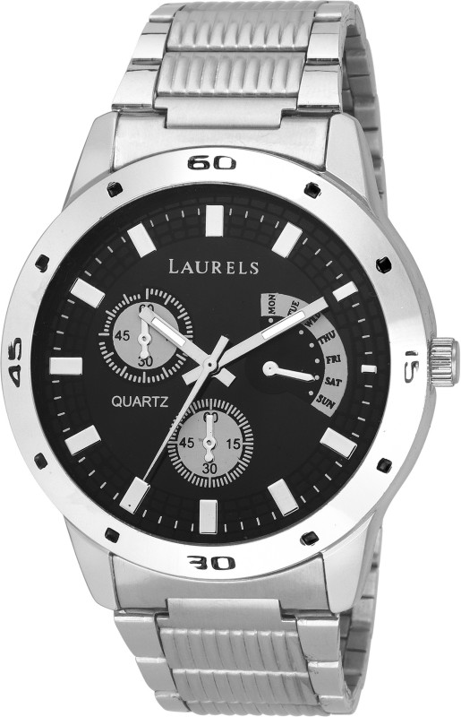 Laurels Lo Mtx 0207 Matrix Analog Watch For Men
