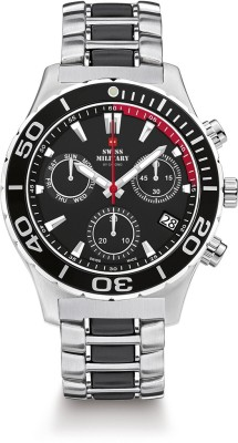 Swiss Military SM34048.01 Analog Watch - For Men