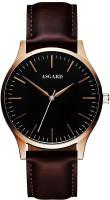 ASGARD Rose Gold Analog Watch