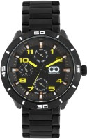 Gio Collection G0045 44 BK Analog Watch For Men