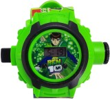 faas Ben 10 Projector Watch For Boys & G...