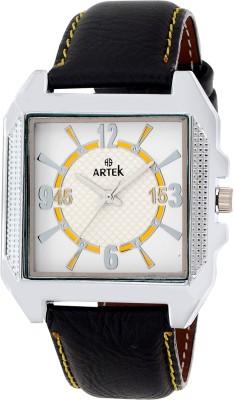 ARTEK ARTK-3020-0-BLACK Analog Watch  - For Men