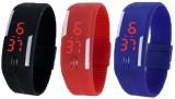 zintaas sk58 Digital Watch  - For Men
