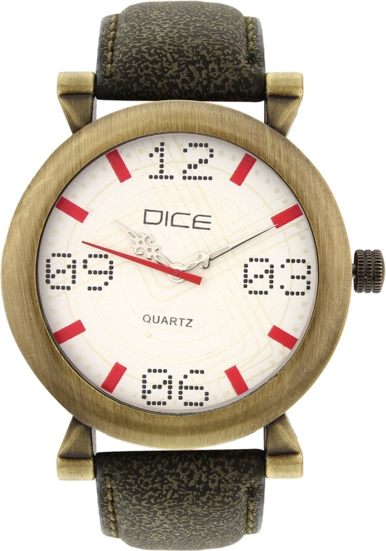 Dice DNMG W176 4862 Analog Watch For Men