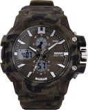 SKMEI FD.0990 ARMY DARK GREEN Analog-Dig...