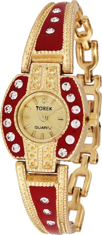 TOREK Luxury New Look Analog Watch For Women WATEMFMCPCJC24WK