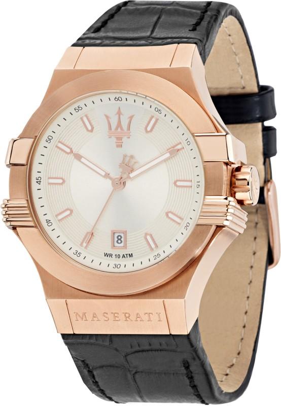 Maserati R8851108019 Analog Watch For Men