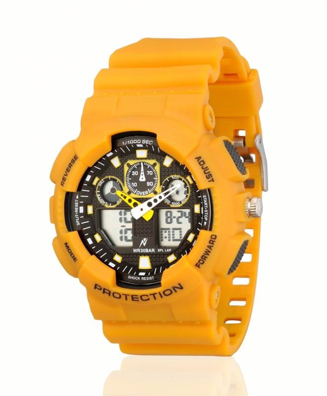 Yepme 158122 Analog Digital Watch For Men
