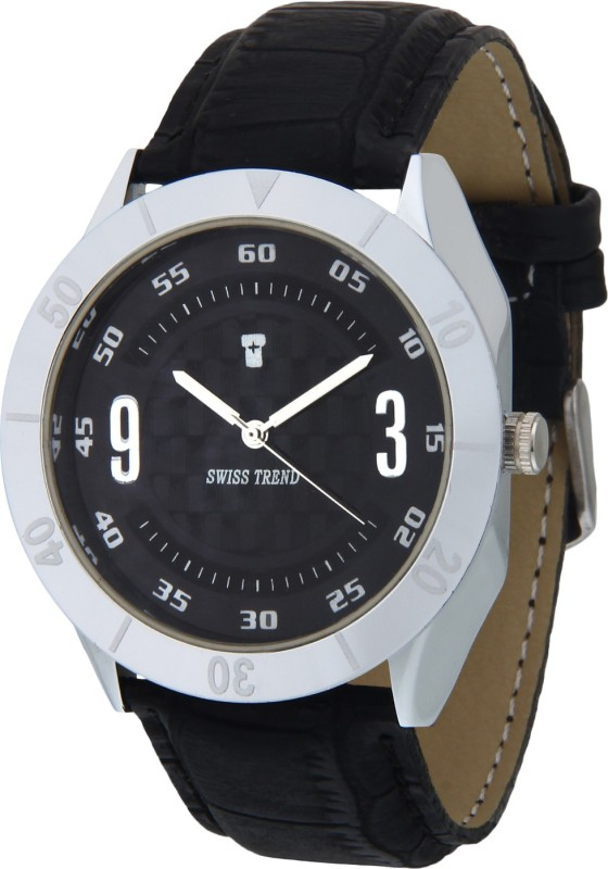 Swiss Trend ST2129 Stylish Analog Watch For Men