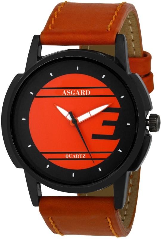 Asgard TN BK 03 Analog Watch For Men