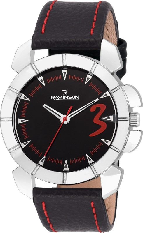 RAVINSON R1519SL01 Casual Analog Watch For Men