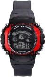 Surya Redblk Kiddigital Digital Watch  - For Boys
