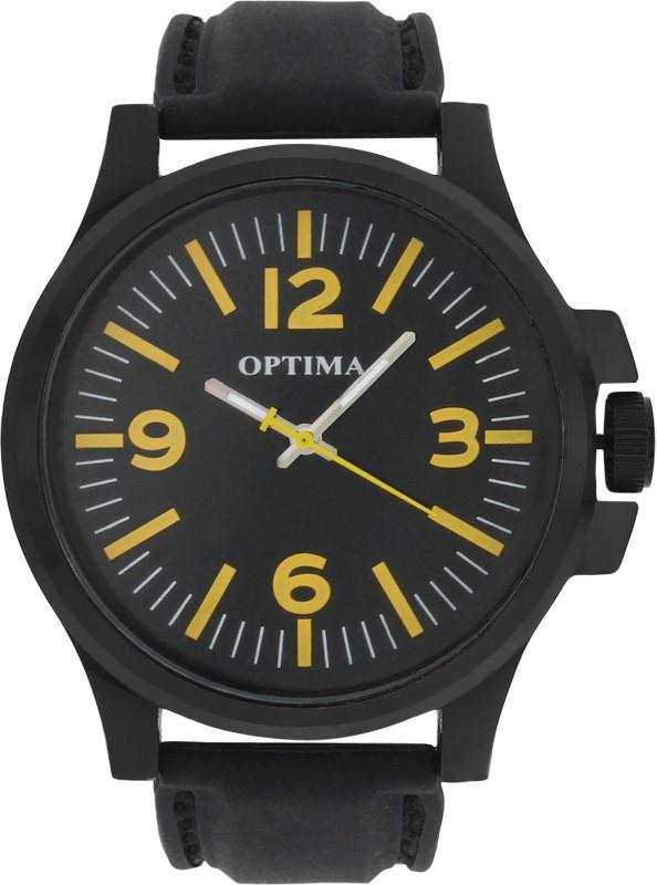 Fashion Track OPT 2473 BK Analog Watch For Men