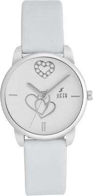 Jiffy International Inc JF-3111 Feb Collection Analog Watch  - For Girls, Women